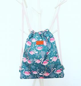 Wodoodporny worek plecak Flamingo